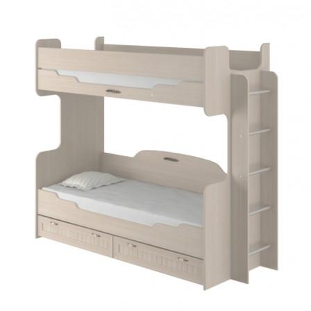 Двухъярусная детская кровать Соната 6