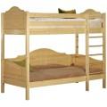 Двухъярусная детская кровать Кая-23