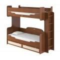 Двухъярусная детская кровать Робинзон 2