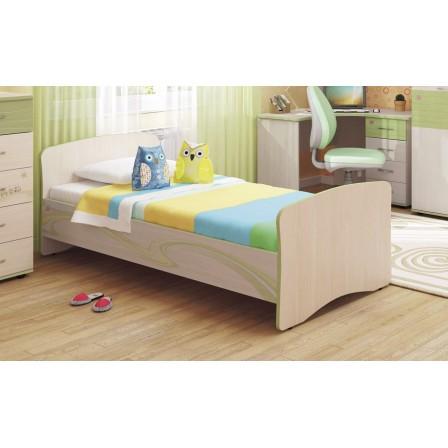 Детская кровать от 3 лет Акварель 10