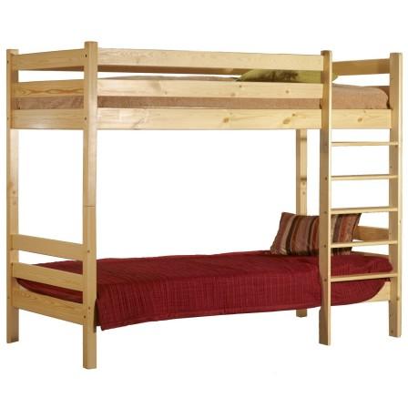 Двухъярусная детская кровать Свирель-2